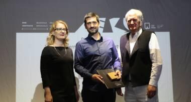 Medalja za konceptualni pothvat , Dinko peračić