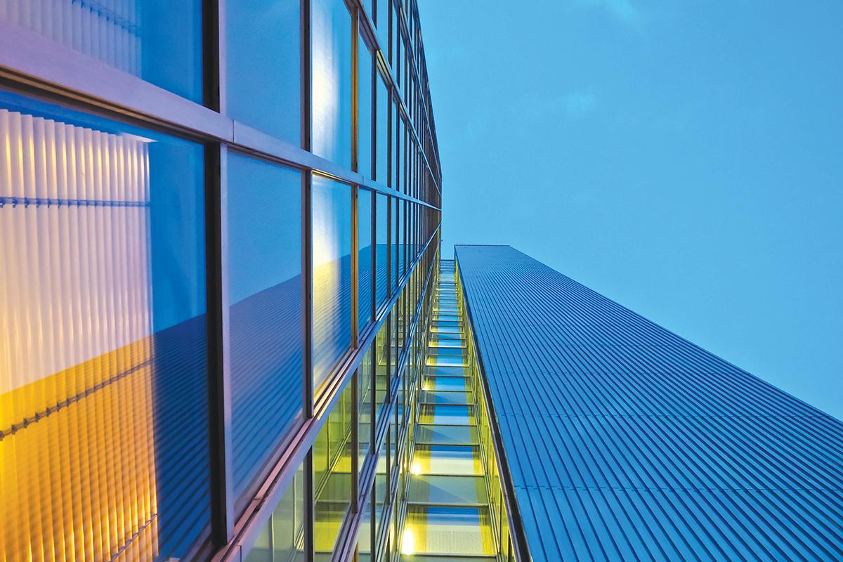 Fasade - aluminijum i staklo
