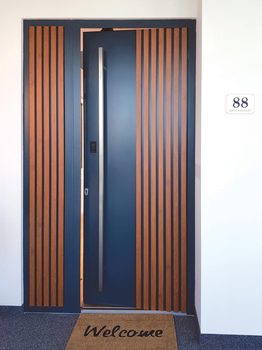 STS KAN Group Showroom stolarije u Jagodini