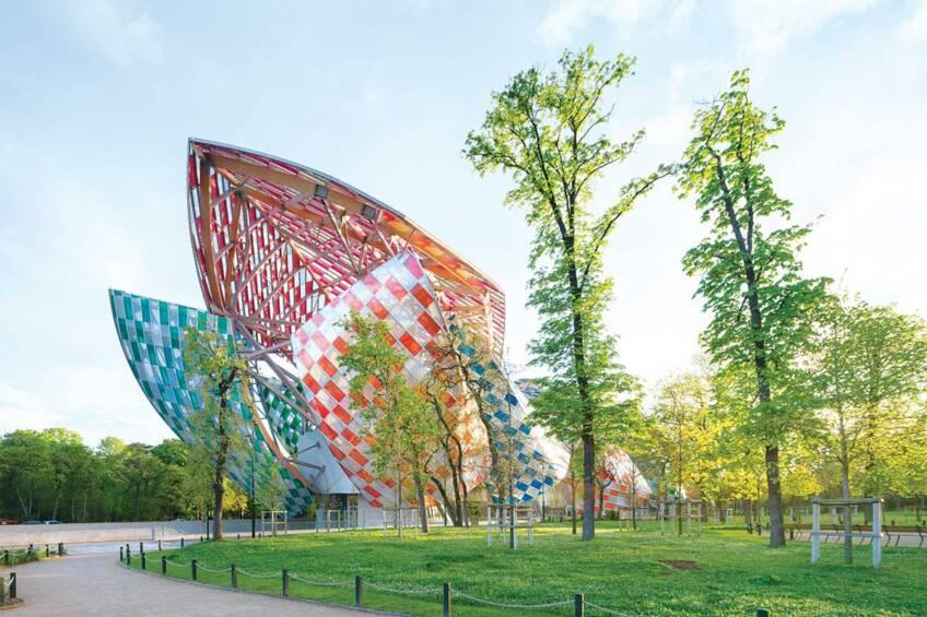 Arhitekta Frank Gehry, objekat: Fondation Louis Vuitton