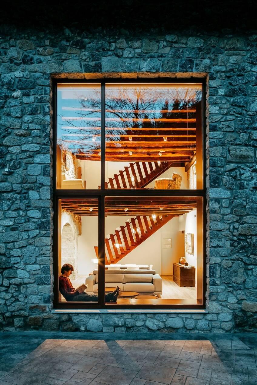 Obnova kuće stare 150 godina u Španiji