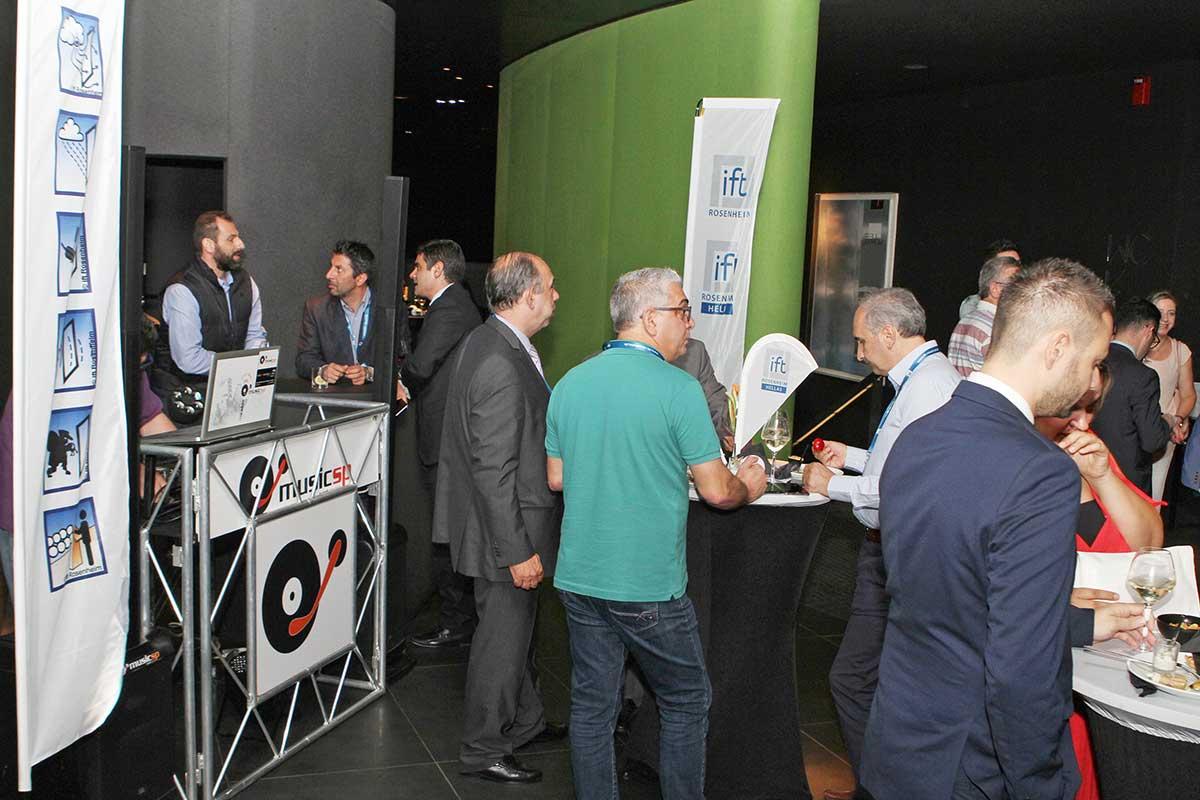 Ift Rosenheim predstavljen u grčkoj kao nezavisna kompanija
