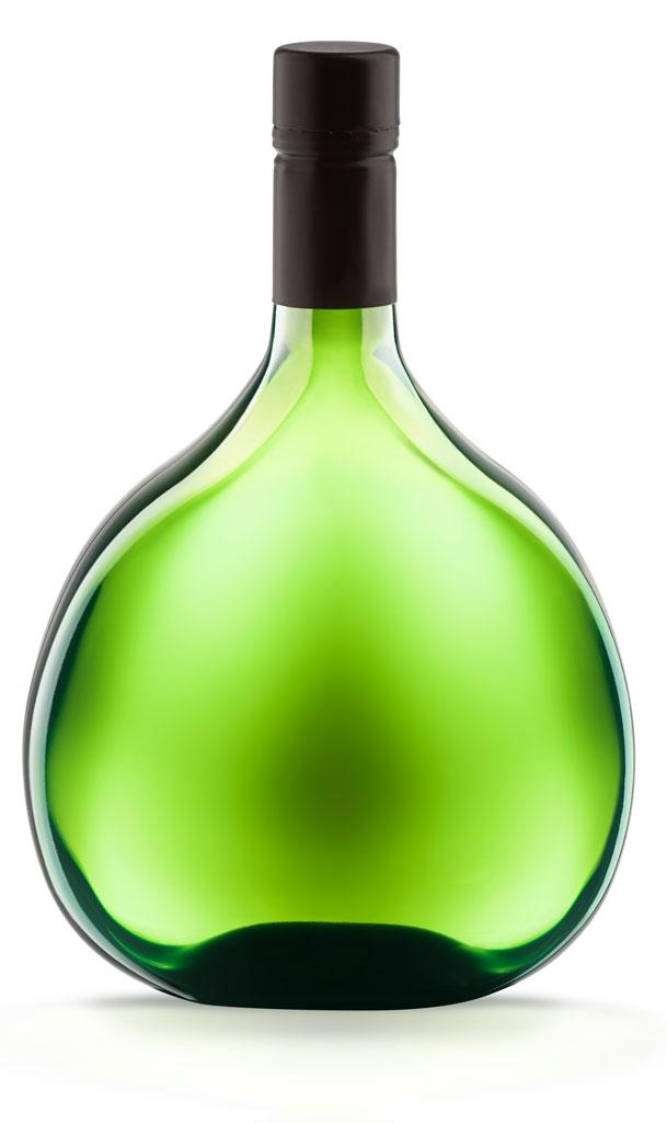 Bocksbeutel vinska boca