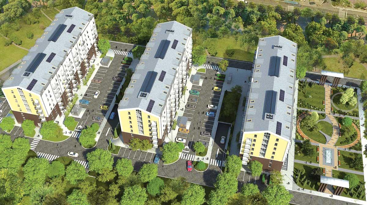 Stambene zgrade, Beograd, Srbija