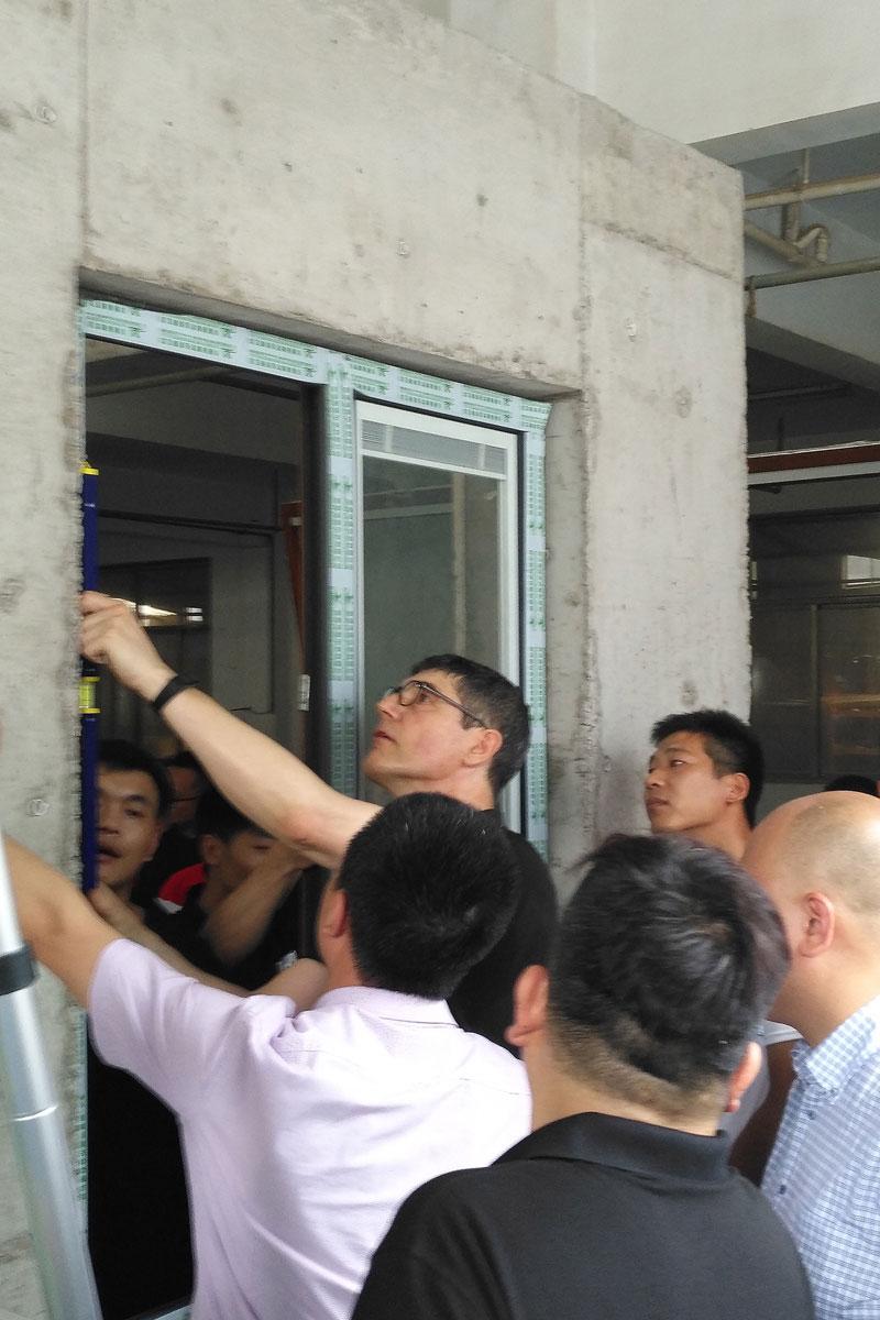Praktična vežba, ift seminar, Kina