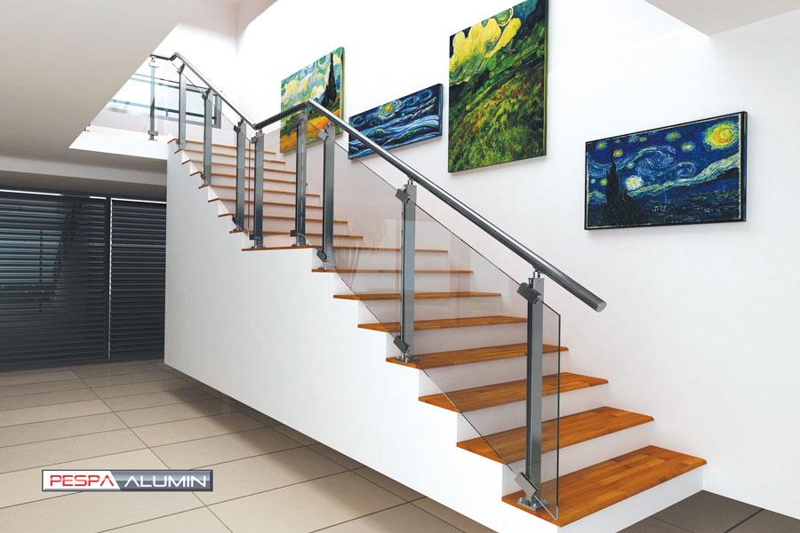 TEHNI stepenište, ogradni sistemi
