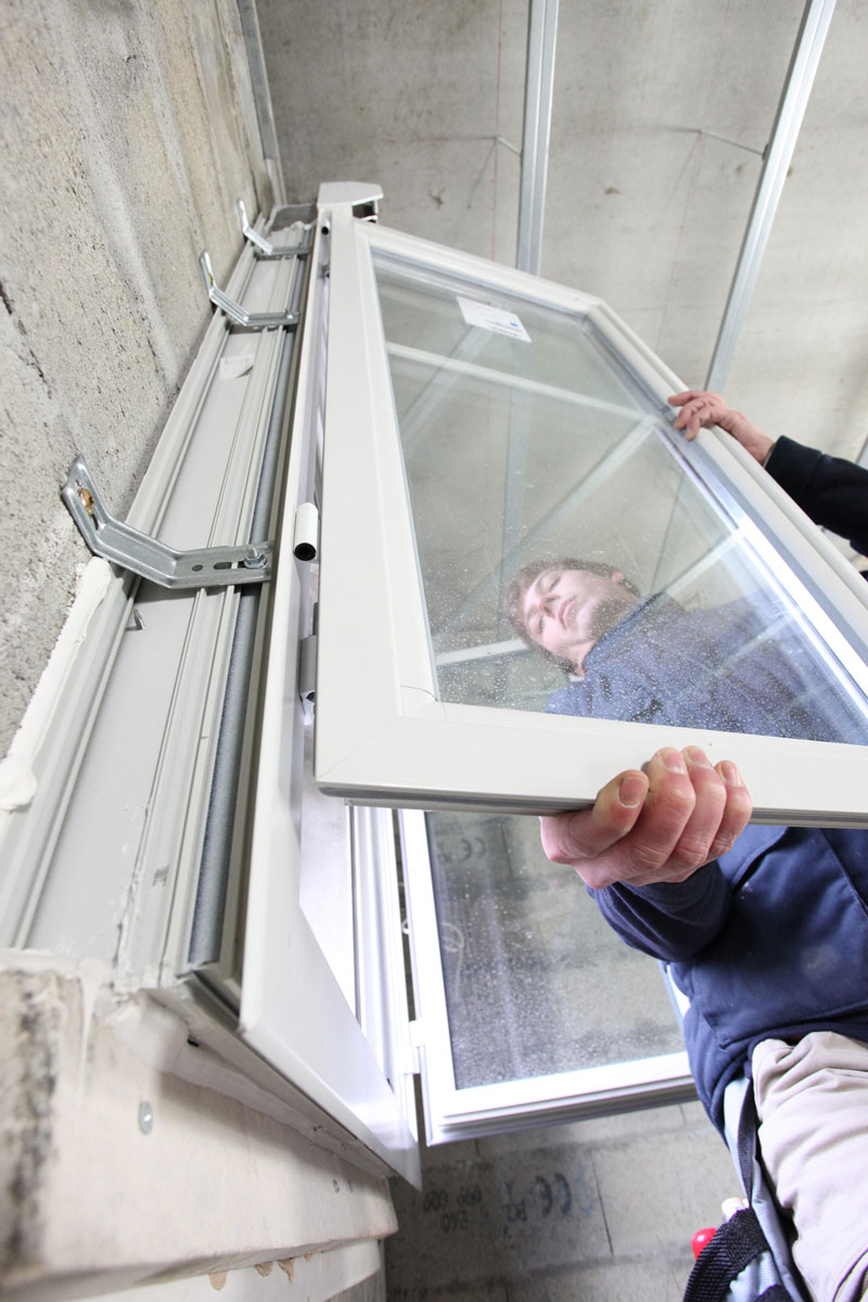 Profesionalna ugradnja prozora