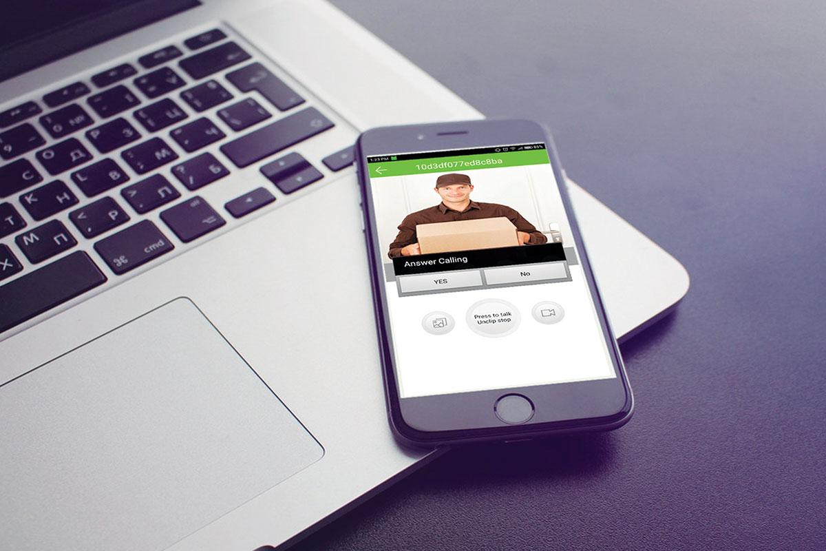 Aplikacija za mobilni telefon