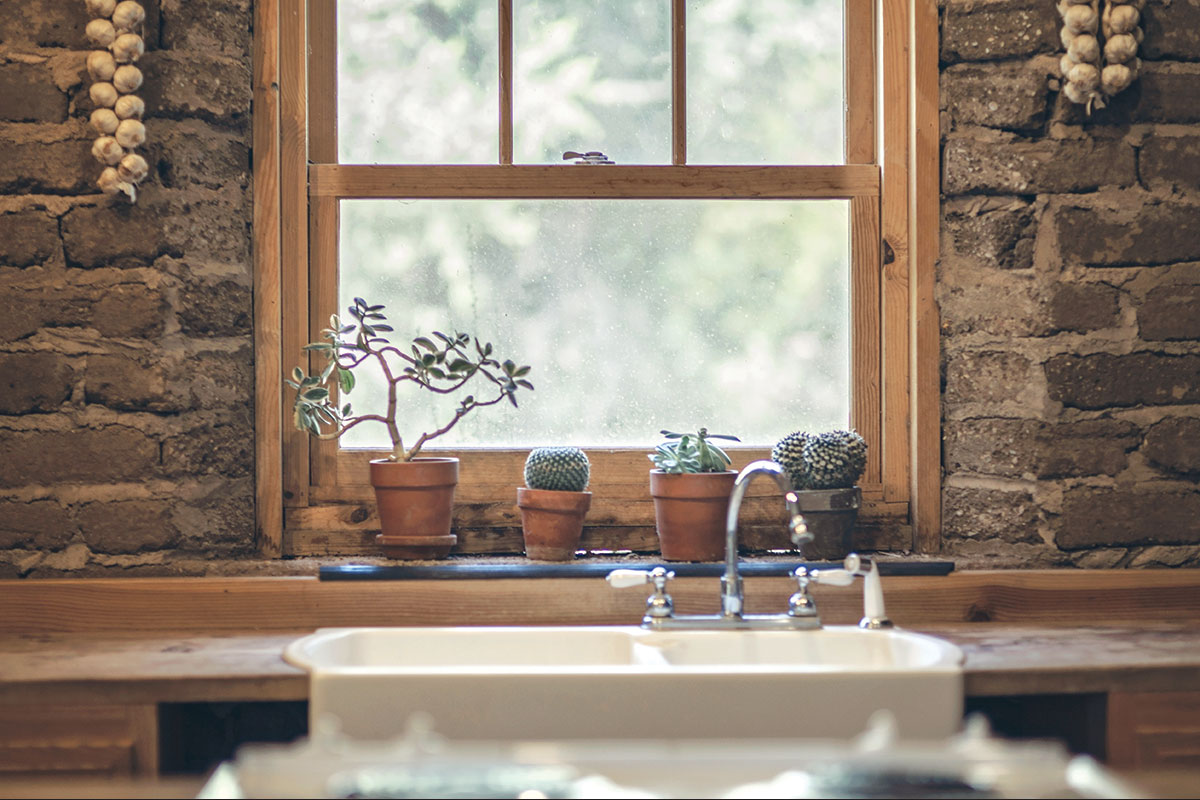 Drvena stolarija, prozor