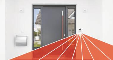 Ulazna vrata - digitalizacija