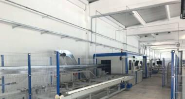 elumatec Rezno-obradni centar Sturtz za PVC profile