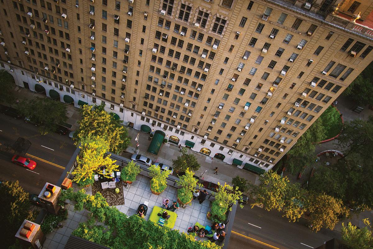 Zeleni krovovi - biofilna arhitektura