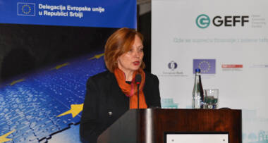 Žužana Hargitai, direktor regionalne kancelarije za Zapadni Balkan iz EBRD