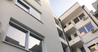 Betaplast, PVC stolarija na stambenom objektu