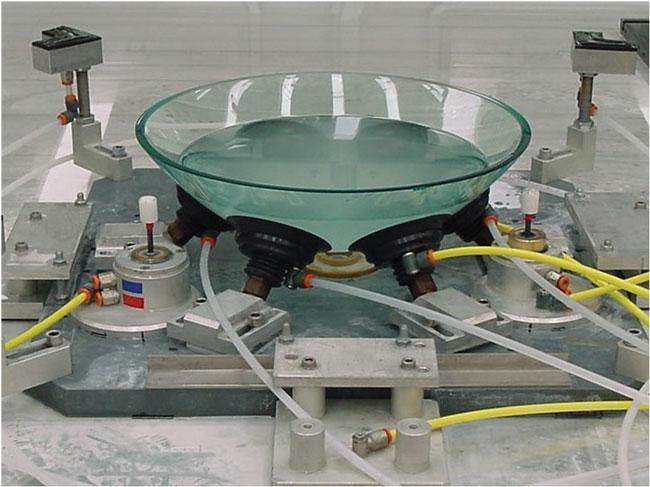 Este Team d.o.o. - INTERMAC mašine za izradu staklenog lavaboa