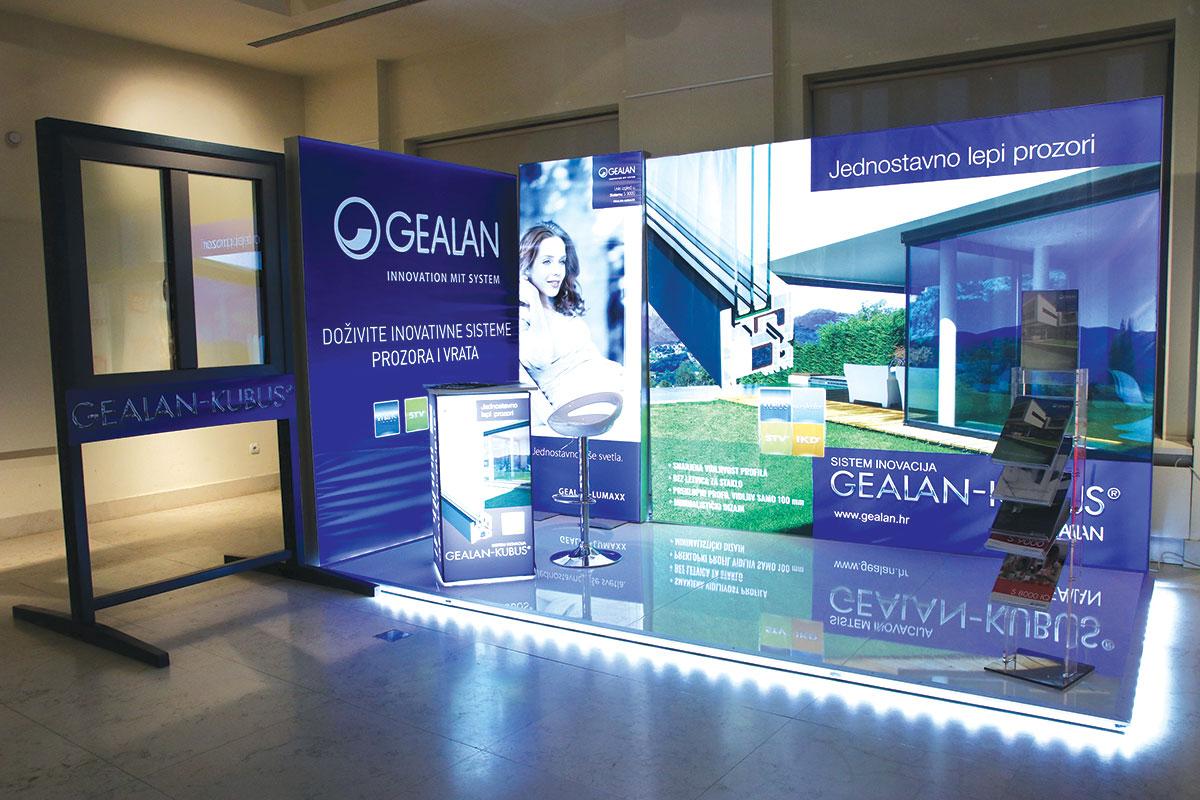 GEALAN kao jedan od sponzora kongresa Održiva arhitektura - energetska efikasnost