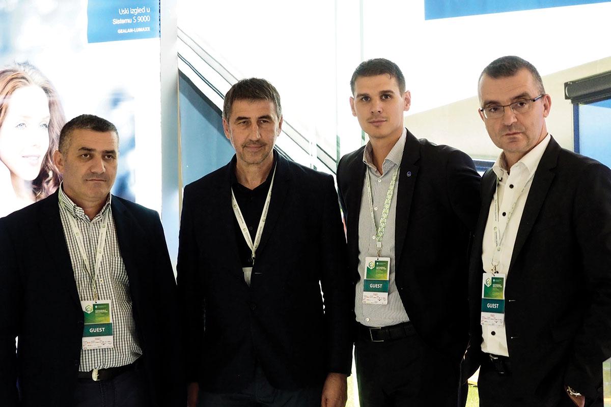 Foto: GEALAN tim sa arhitektom Davorom Matekovićem iz studia Proarh