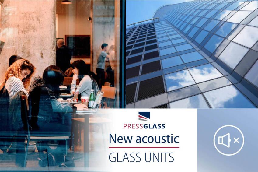 PRESS GLASS zvuko-izolaciono staklo