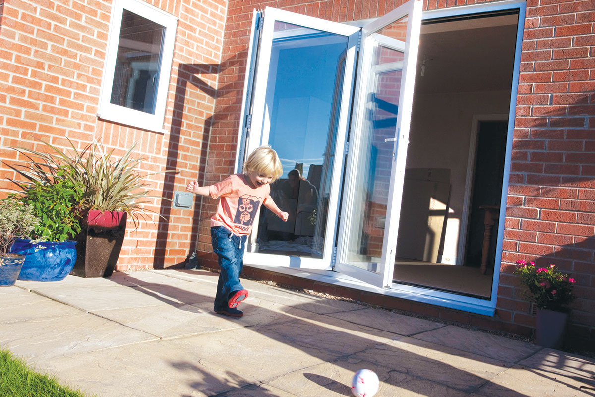 PVC stolarija, terasna vrata