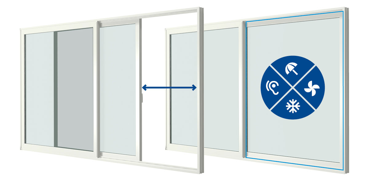 Novi sustav za prozore i vrata, GEALAN-SMOOVIO