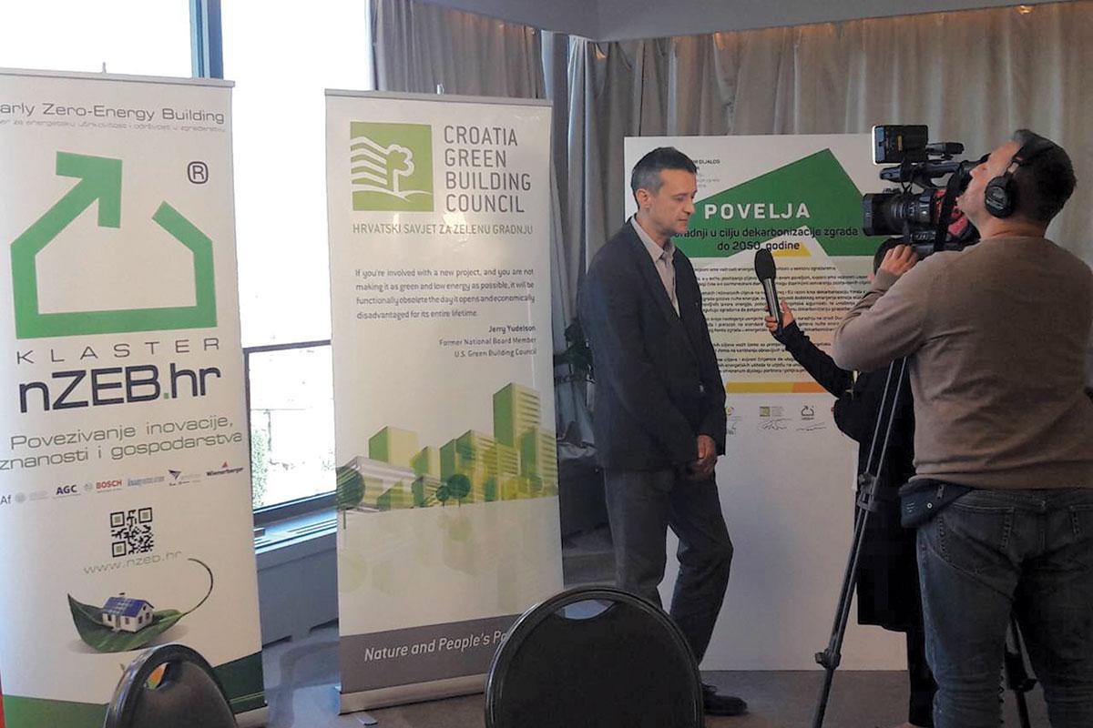 """Stručna međunarodna konferencija """"Energetska učinkovitost u zgradarstvu – za bolje sutra"""""""