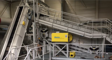 Deceuninck pogon za reciklažu PVC stolarije