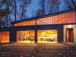 Kako izabrati garažna vrata po meri