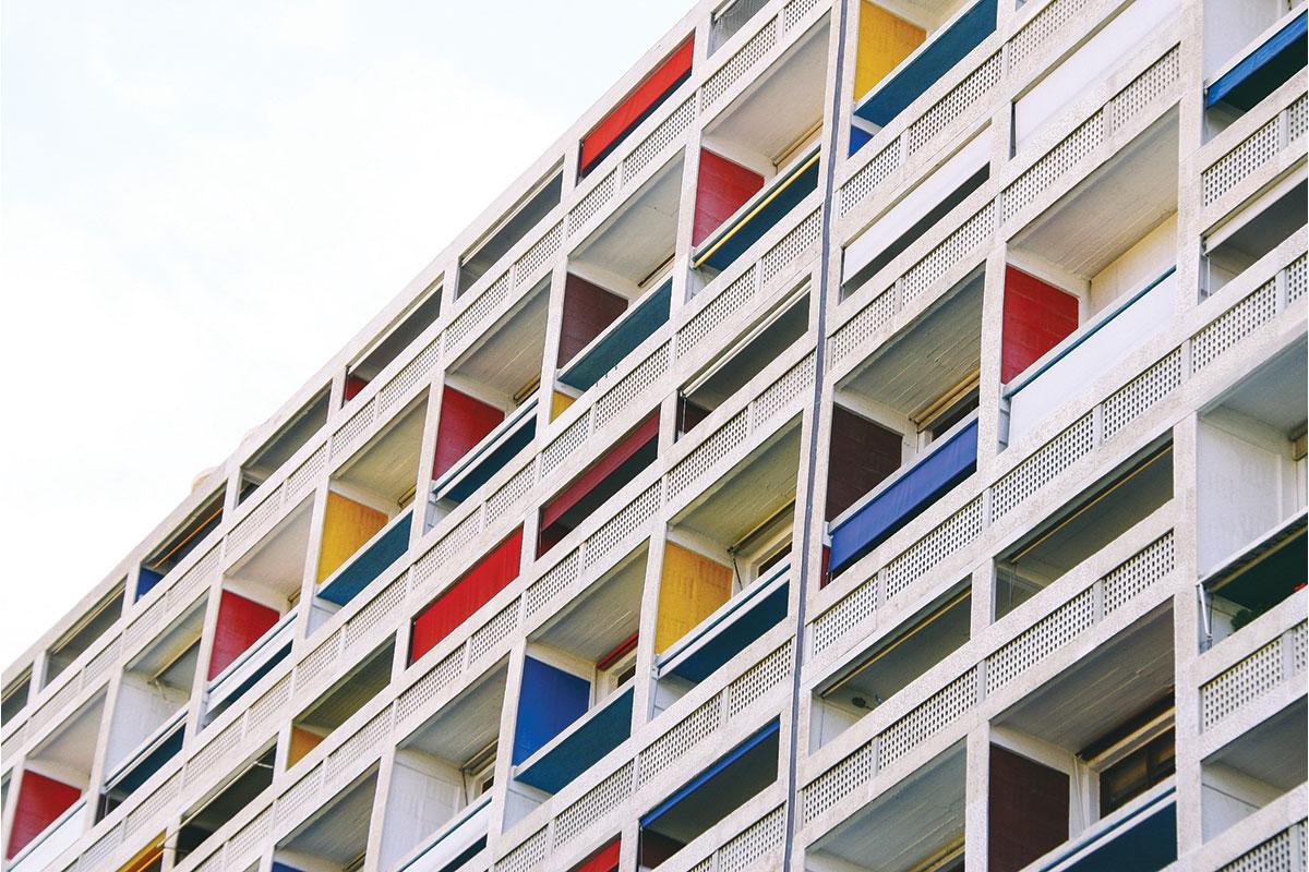 Le Corbusier, United Habitation