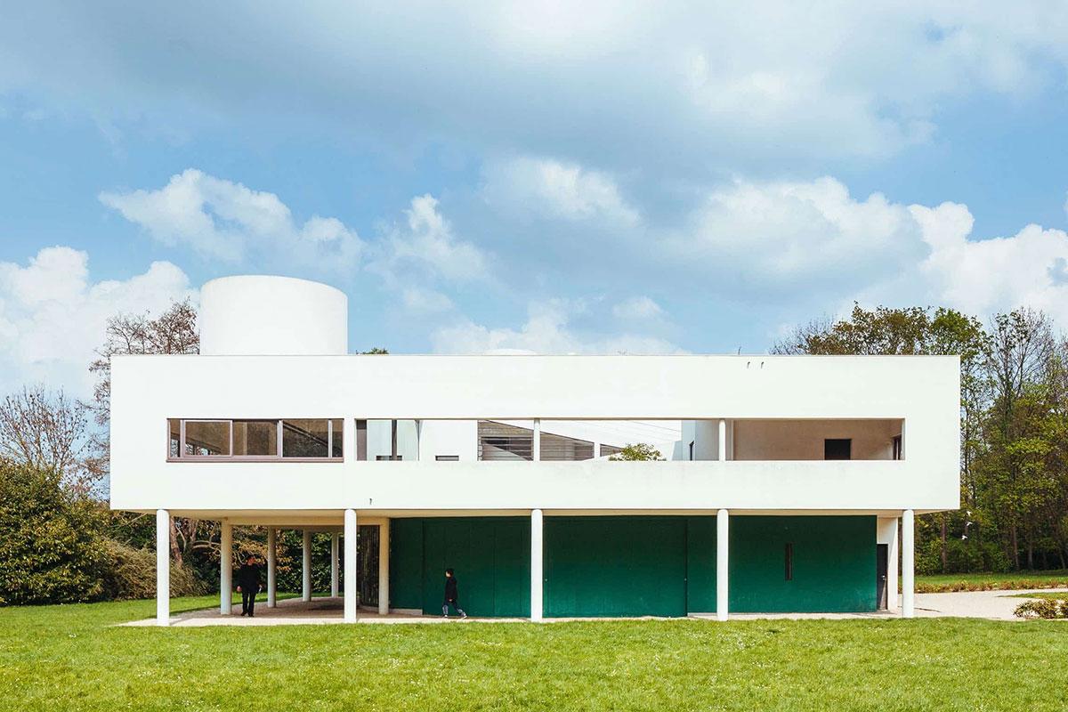 Le Corbusier, Villa Savoye