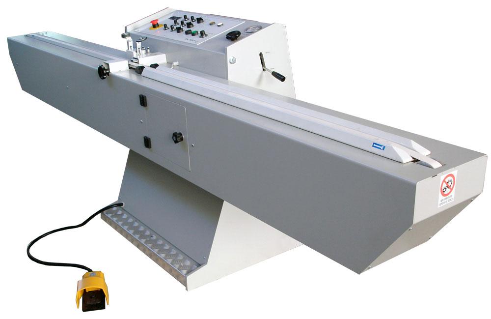 Ekstruder proizvođača SCV SYSTEM, Italija - ESTE TEAM d.o.o.