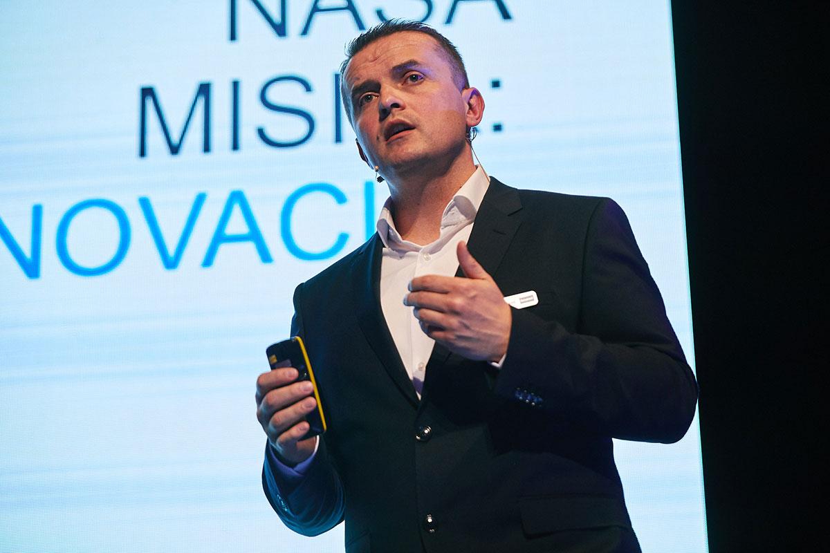 Josip Klasić, direktor prodaje i marketinga pri Deceunincku