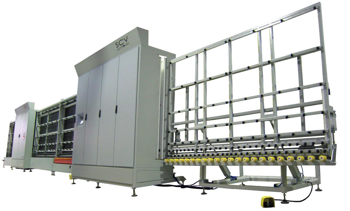 Oprema za izradu termo stakala proizvođača SCV SYSTEM, Italija - ESTE TEAM d.o.o.