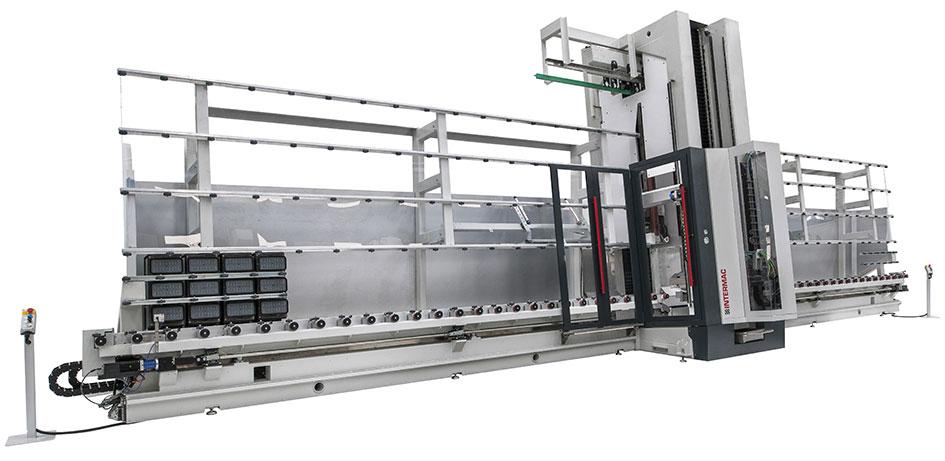 ESTE TEAM doo - INTERMAC horizontalni CNC obradni centri super dimenzija