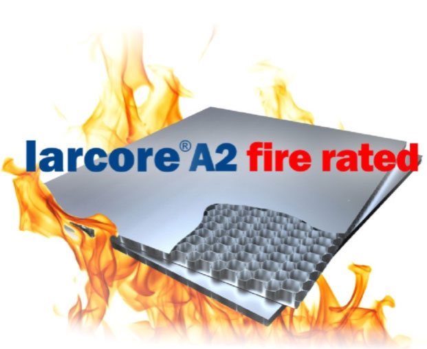 Larcore A2 fire rated