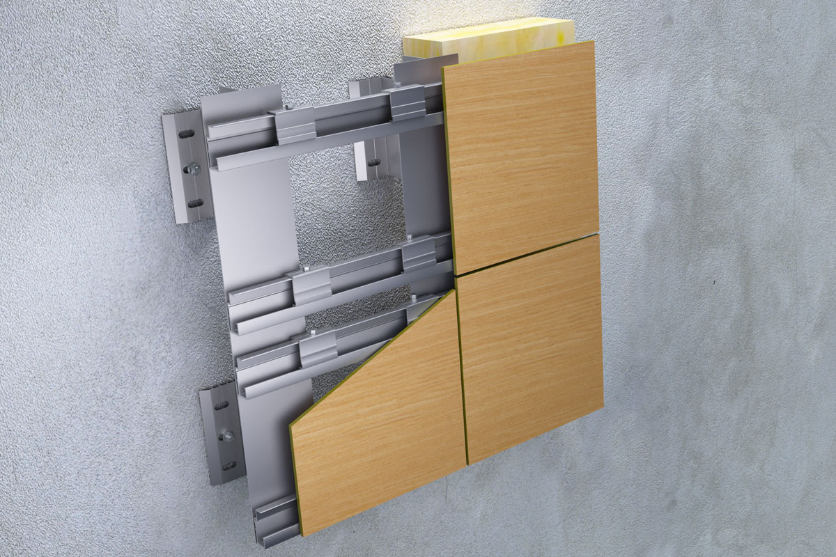 Aluminijumski panel za fasadu