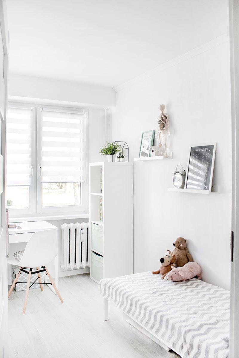 PVC stolarija u dečijoj sobi i rolo zavese - zaštita od sunca