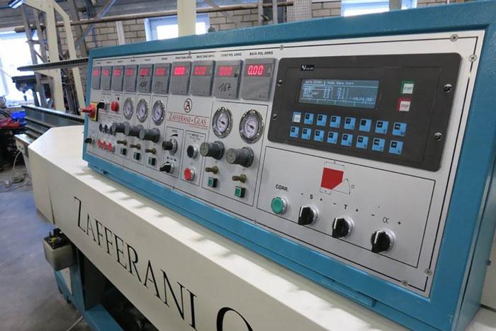 Polovne staklo-industrijske mašine - ENERGLASS