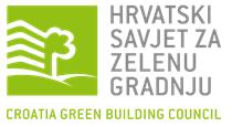 Hrvatski savjet za zelenu gradnju logo