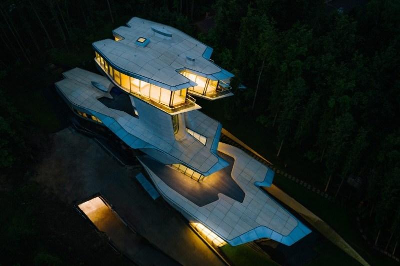 Zaha Hadid, arhitektica