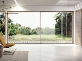 Alu-drvo stolarija, prozori velikih dimenzija