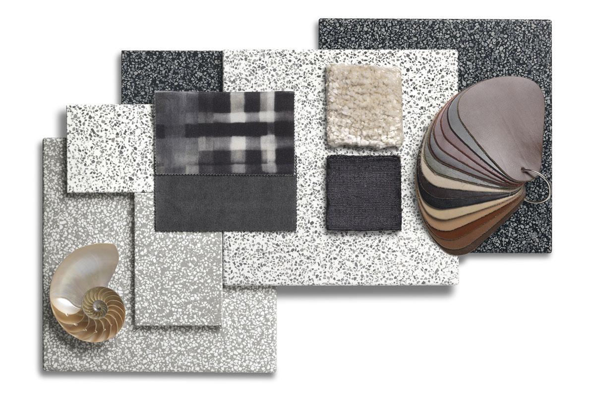 Corian® Design Kolekcija Terrazzo