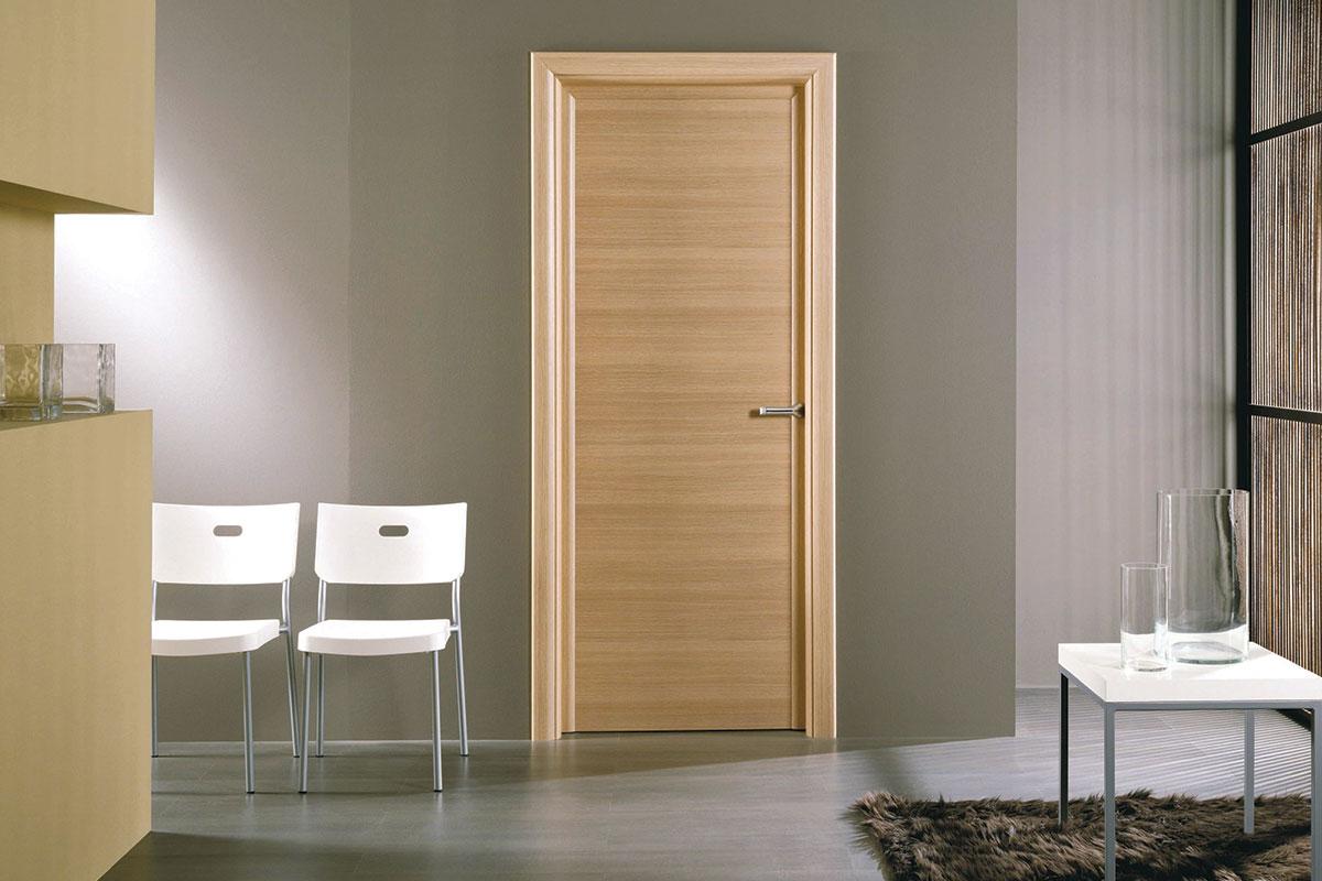 Sobna vrata, drvo dekor