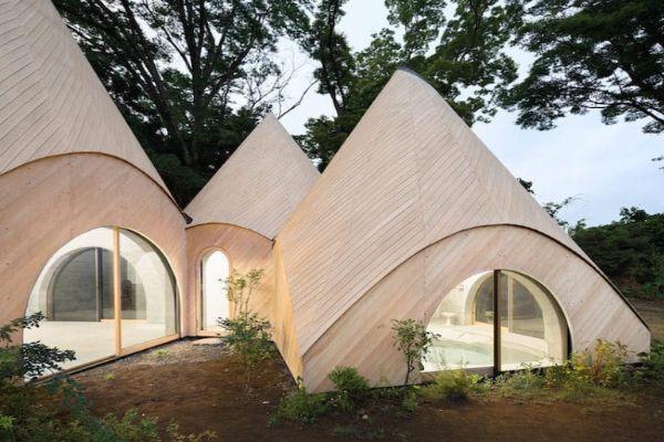Dom za penzionere u Japanu Foto: Issei Suma