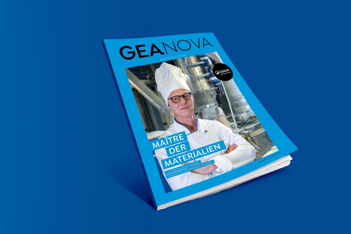 GEALAN časopis - GEANOVA