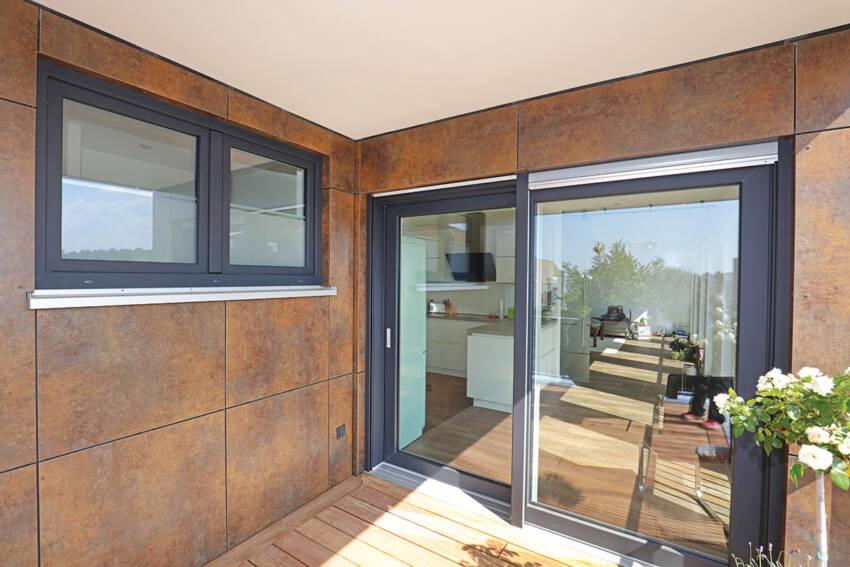 Balkonska klizna vrata PVC stolarija