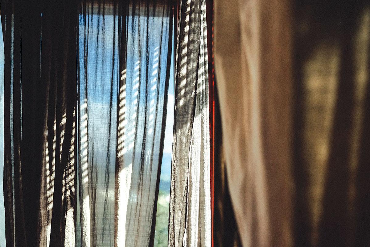 Zaštita od sunca pomoću zavesa