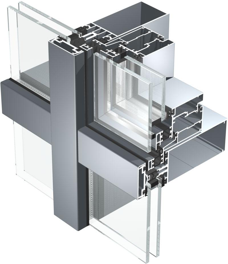 Foto: AluK, aluminijska fasada