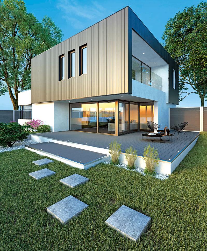 Sistem Elegante donosi potpuno novu generaciju PVC prozora posebno uskog i minimalističkog dizajna koji je usmeren na potrebe modernog stanovanja.