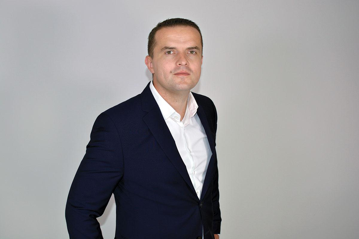 Josip Klasić menadžer prodaje i marketinga u kompaniji Inoutic doo