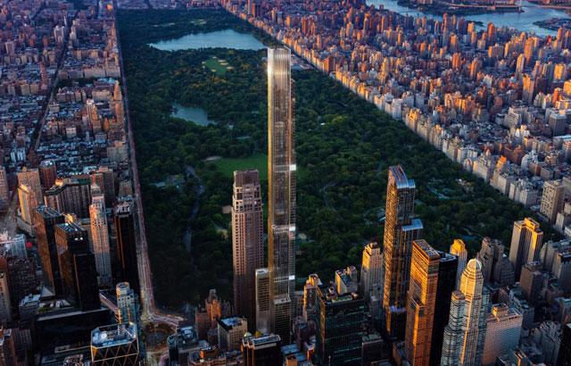 """Kula """"Central Park"""", foto: Noise"""